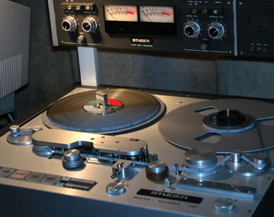 Studer A80 RC